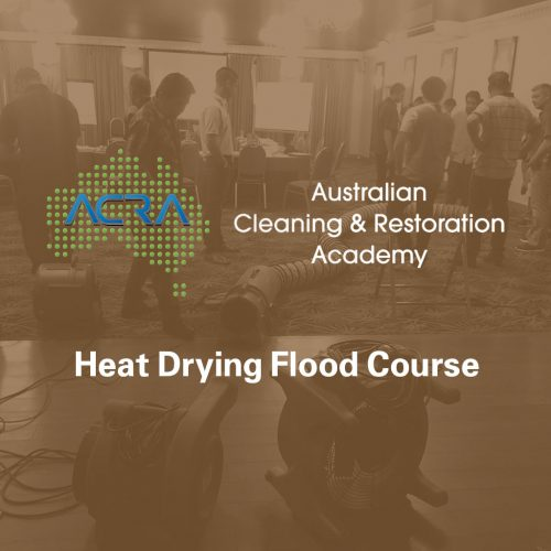 ACRA Heat Drying Flood Course