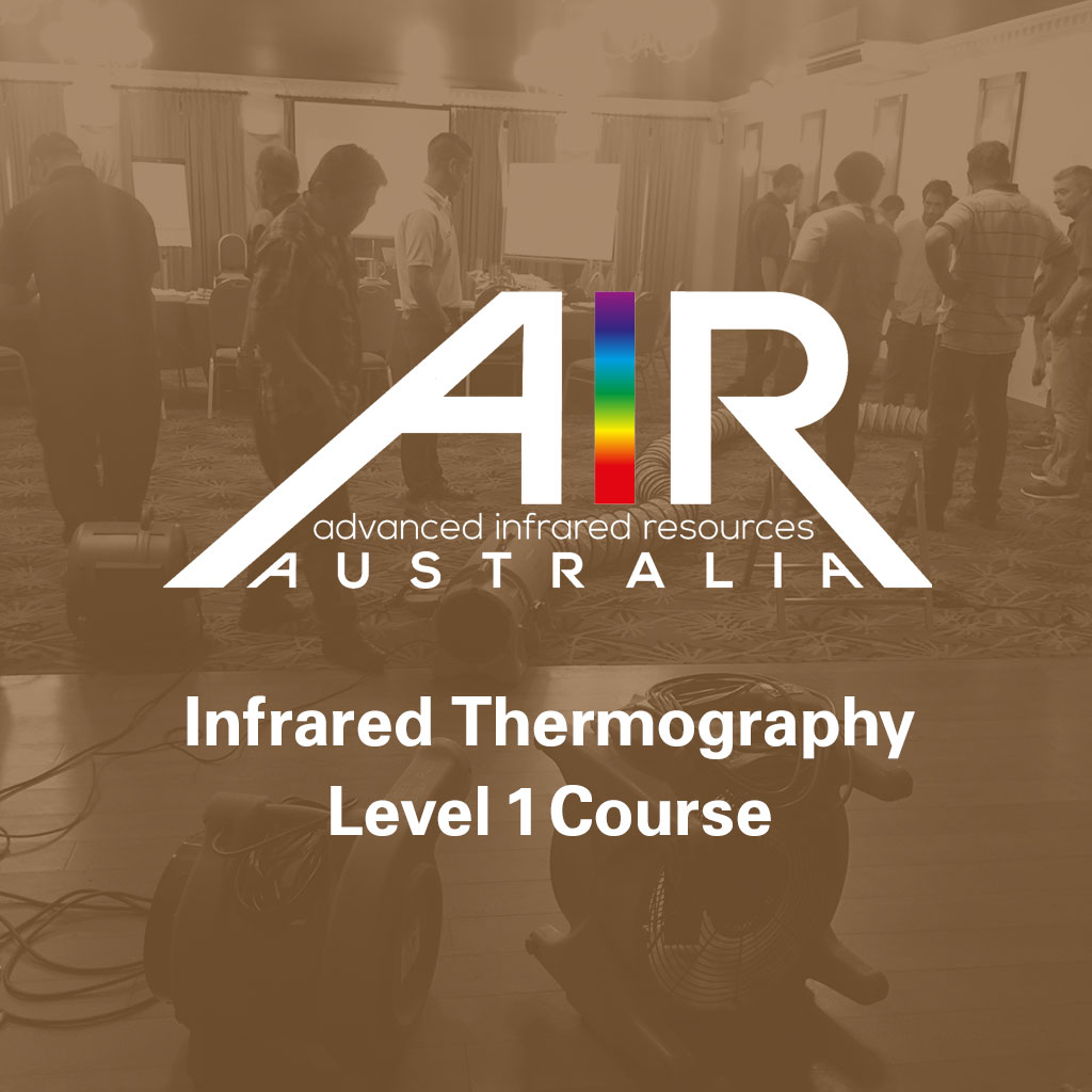 Infrared Thermography Level 1 Course