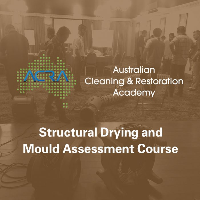 ACRA Structural Drying and Mould Assessment Course