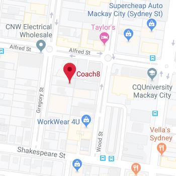 Coach8, 47 Gregory Street, Mackay QLD 4740