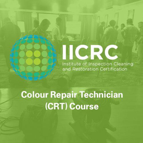 IICRC Colour Repair Technician Course