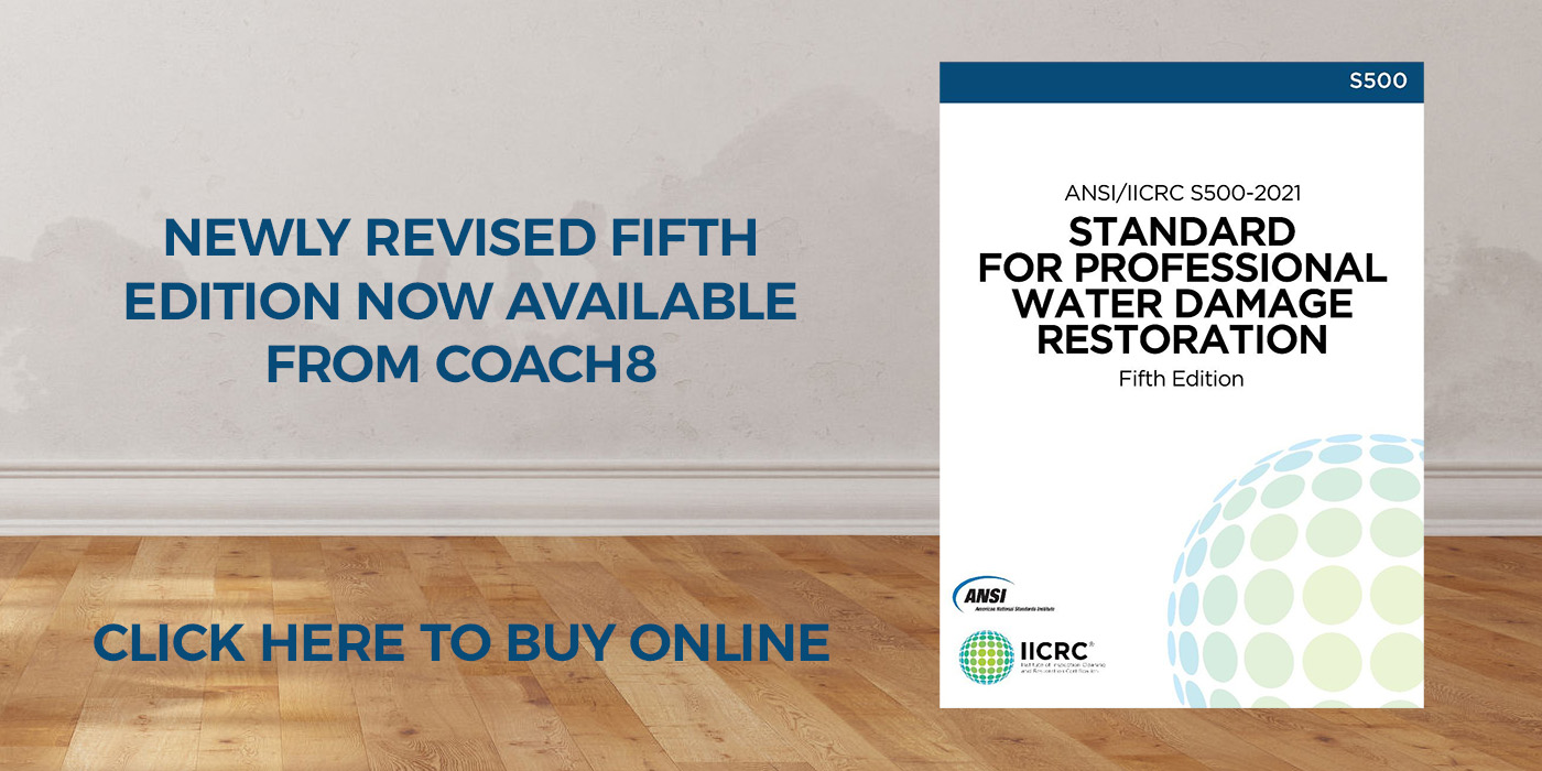 Newly revised S500 Standard now available from Coach8